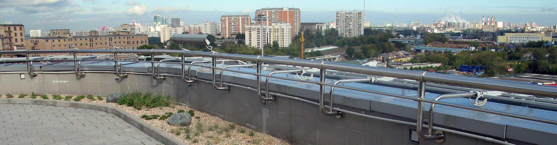 сад на крыше (проектирование и реализация)