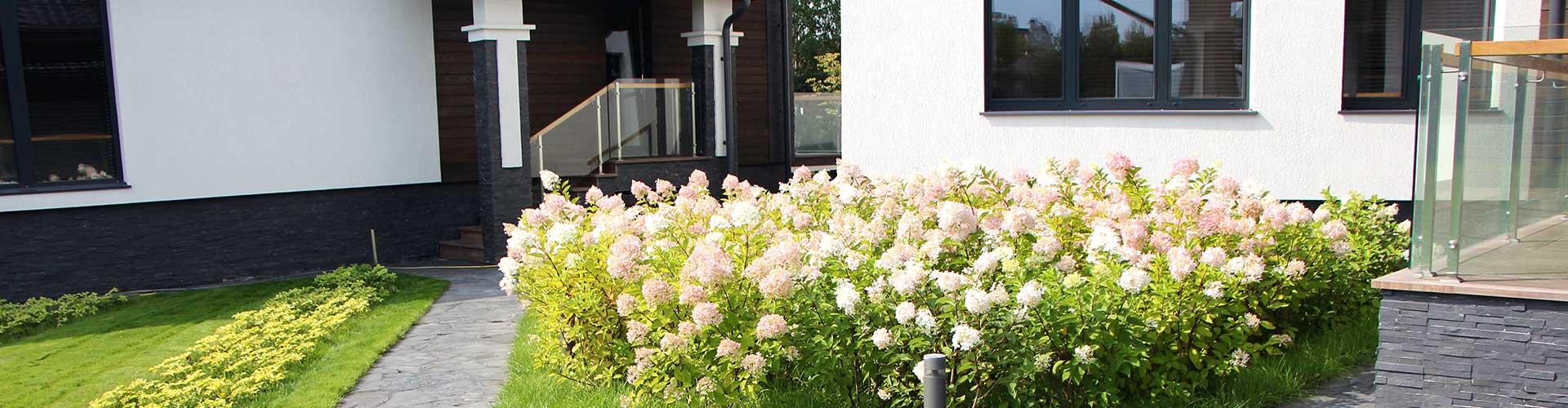 сад (проектирование и реализация)