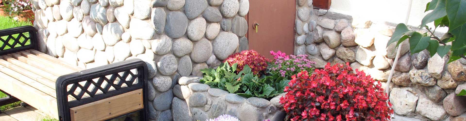 цветочное оформление сада (реализация)