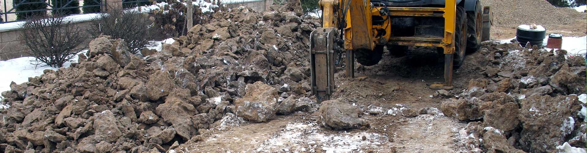 бетонирование дорожек и площадок